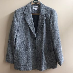 Briggs Tweed Blazer/Jacket - size 14